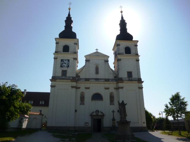 Kostel Nanebevzetí Panny Marie v Uherském Brodu
