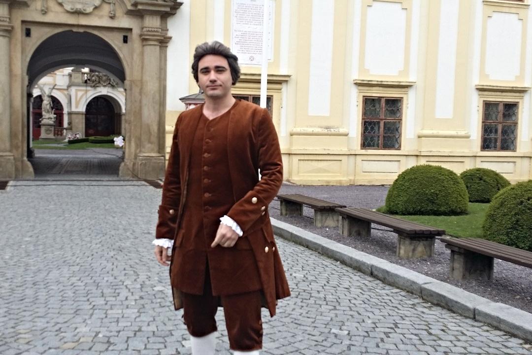 Vojta Kotek alias František Štěpán Lotrinský