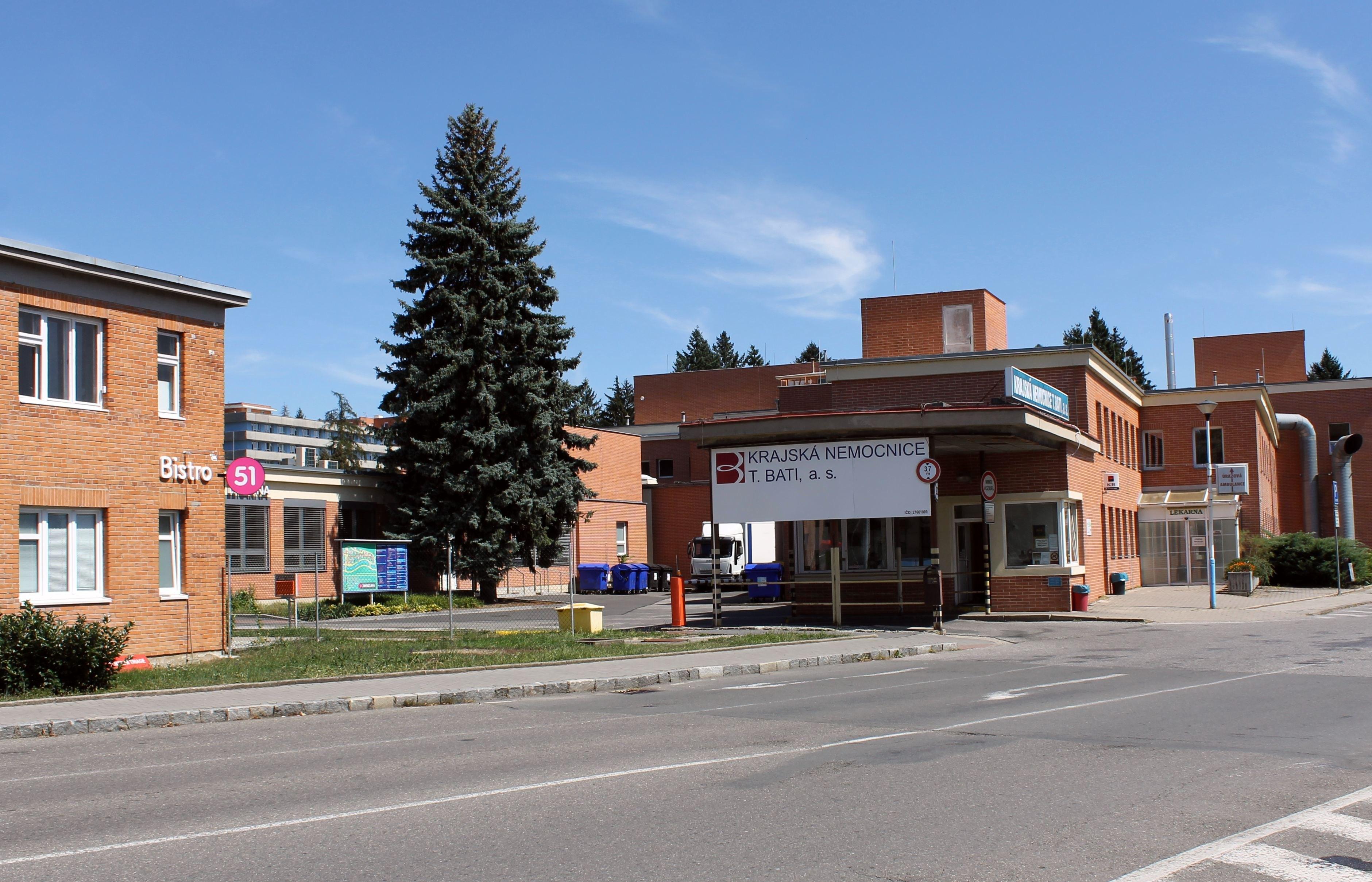 Nemocnice Tomáše Bati ve Zlíně
