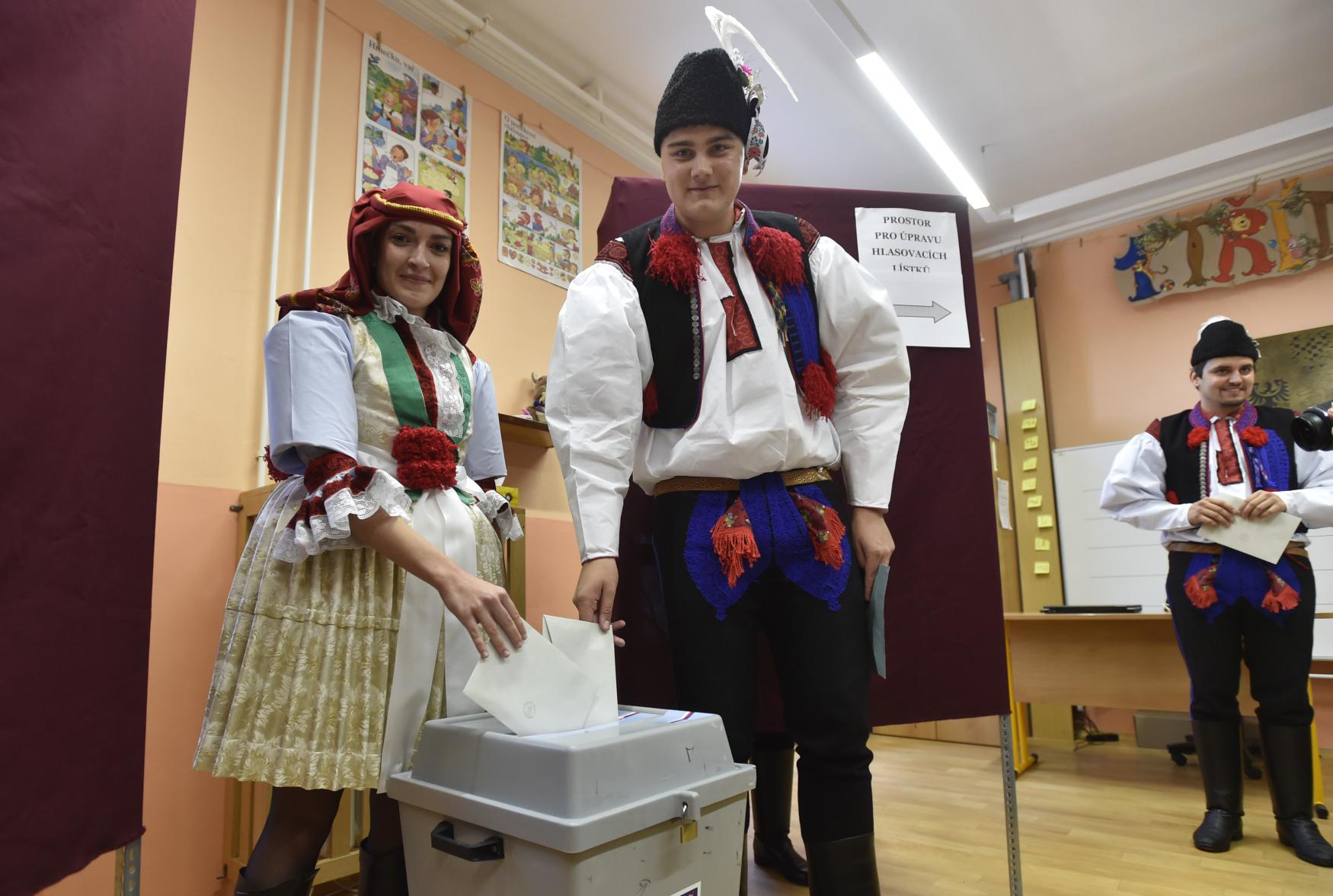 Volby v Popovicích