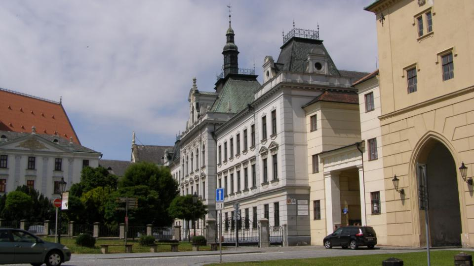 Arcibiskupské gymnazium v Kroměříži