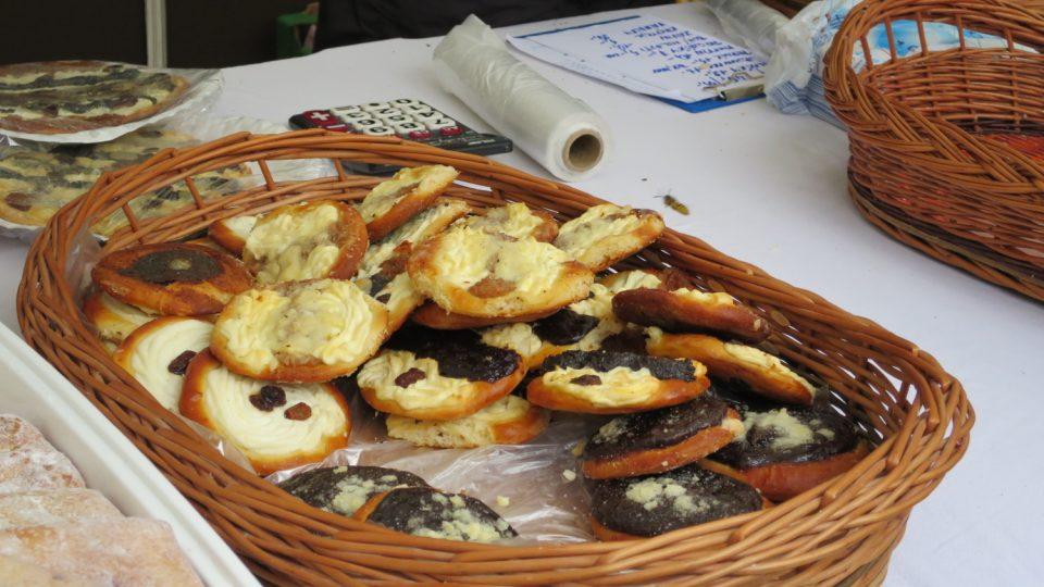 Berounské oboustranné koláče