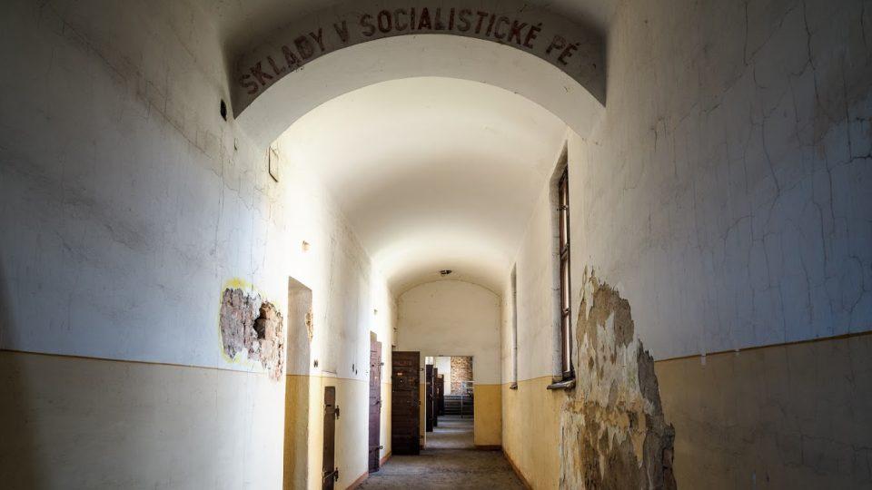 Budova bývalé věznice v Uherském Hradišti