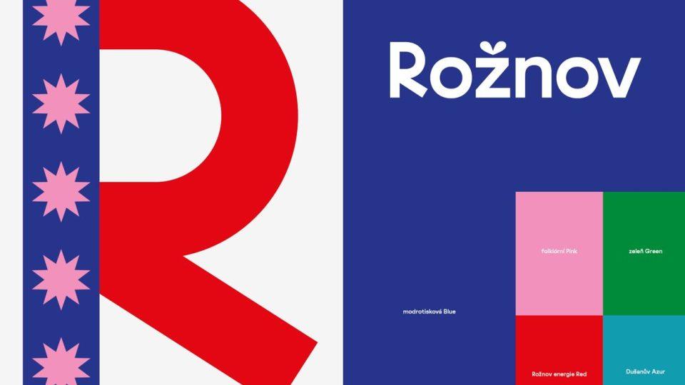 Nový vizuál města Rožnov pod Radhoštěm