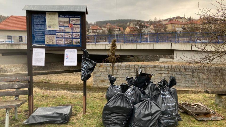 Akce Ukliďme Česko v Bojkovicích