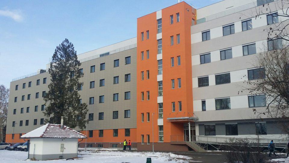 Nové interní oddělení v Uherském Hradišti