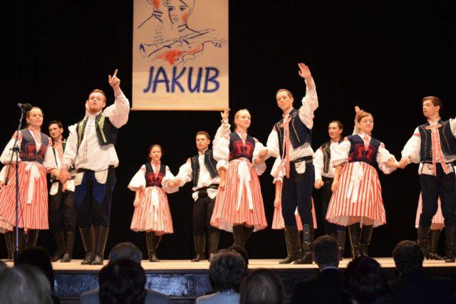 Soubor Jakub z gymnázia v Uherském Brodě