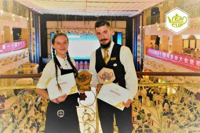 Kateřina Vymazalová zvítězila v soutěži Tea Masters Cup v Číně