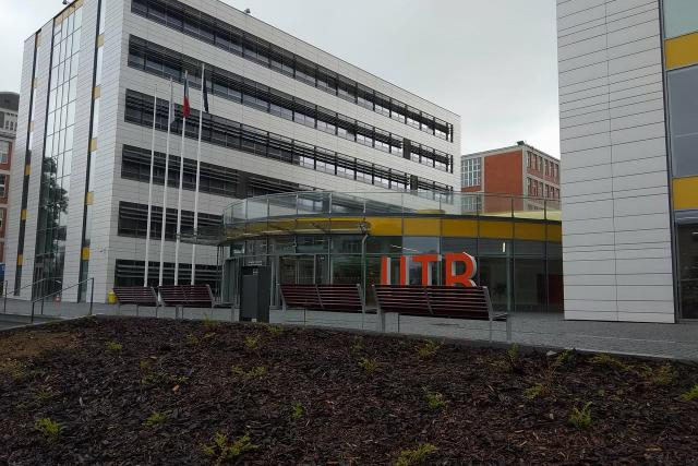 Vzdělávací komplex fakulty humanitních studii Univerzity Tomáše Bati ve Zlíně se stal Stavbou roku 2017