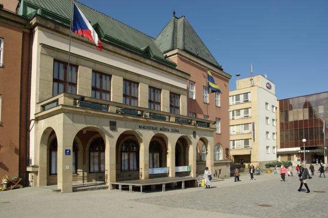 Budova magistrátu města Zlína