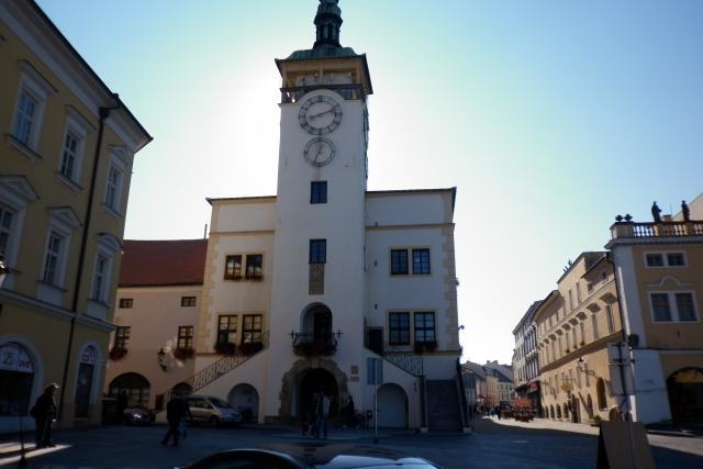 Kroměřížská radnice