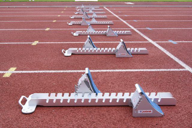 Atletika. Ilustrační foto | foto: David Kubíček