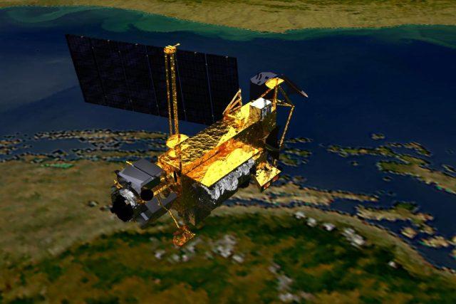 Družice - ilustrační foto | foto:  NASA