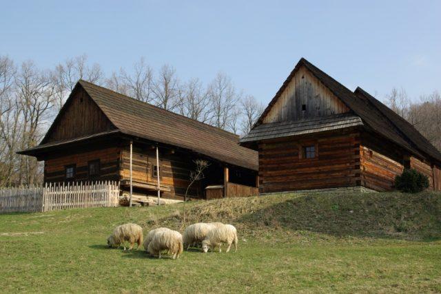 Valašské muzeum v přírodě - ilustrační foto