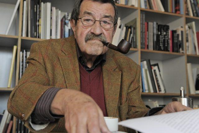 Nositel Nobelovy ceny za literaturu Günther Grass