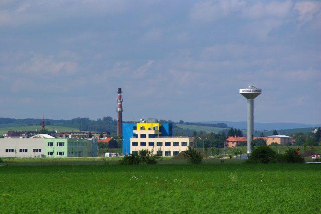 Průmyslová zóna Holešov   foto: Roman Verner,  Český rozhlas
