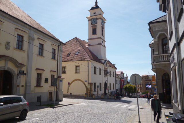 Radnice - Uherský Brod