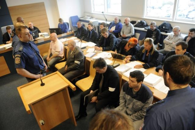 Krajský soud při projednání takzvané zlínské větve metanolové kauzy