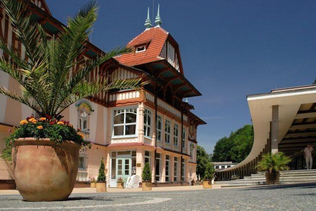 Jurkovičův dům s kolonádou