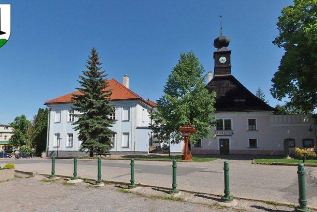 Valašské Klobouky - Horní náměstí