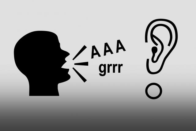 Vady řeči, logopedie (ilustrační obrázek)