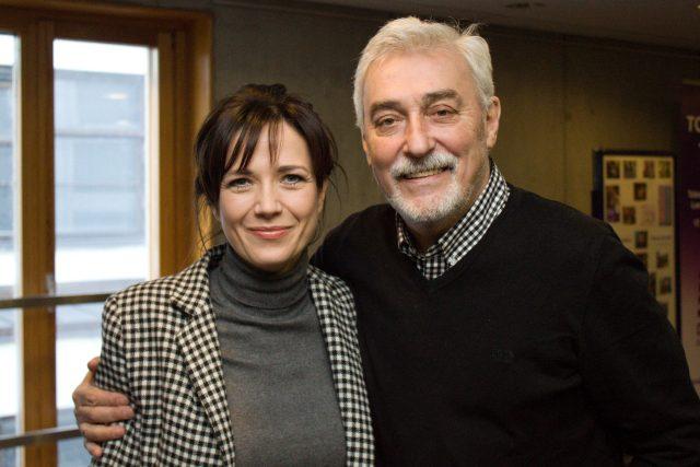 Tereza Kostková a Jan Rosák