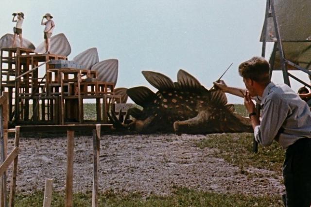Karel Zeman byl mistr filmové animace   foto:  Česká televize