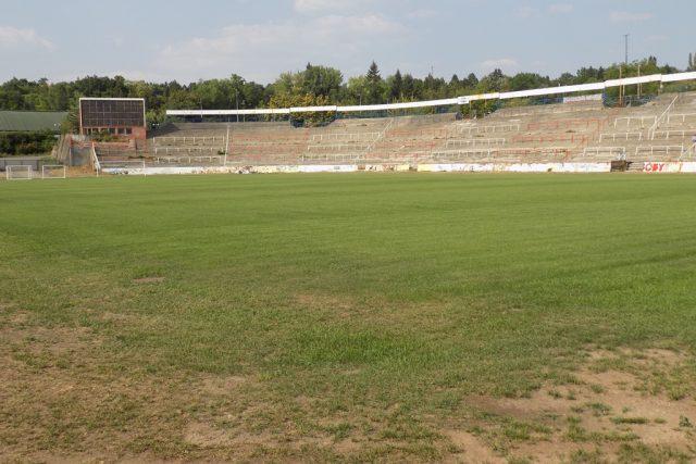 Brno. Stadion Lužánky, Za Lužánkami