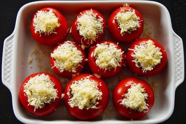 Plněná rajčata (ilustrační foto)