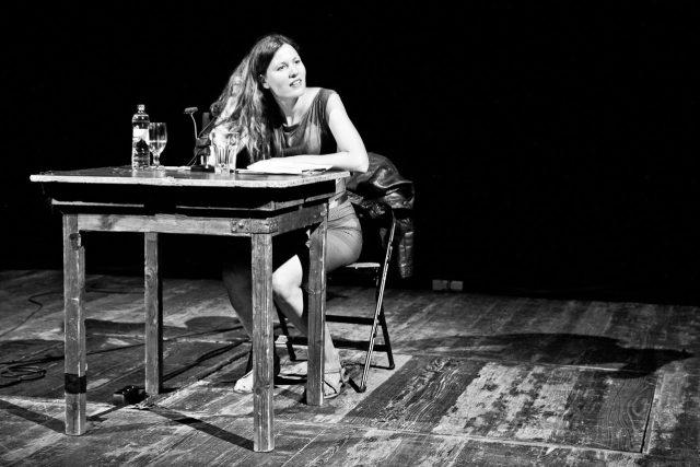 Dora Kaprálová na Měsíci autorského čtení