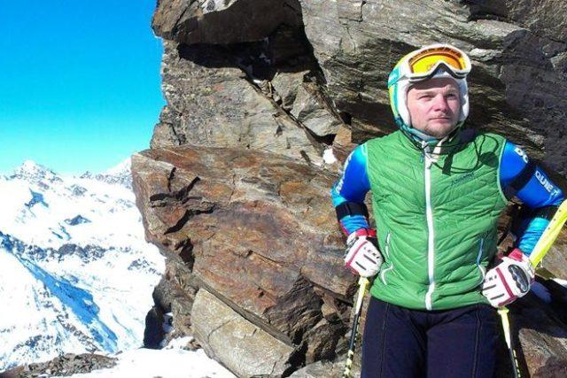Paralympionik Patrik Hetmer