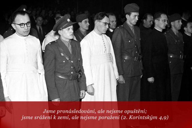 Akce K se zaměřila na likvidaci mužských klášterů na území celého Československa