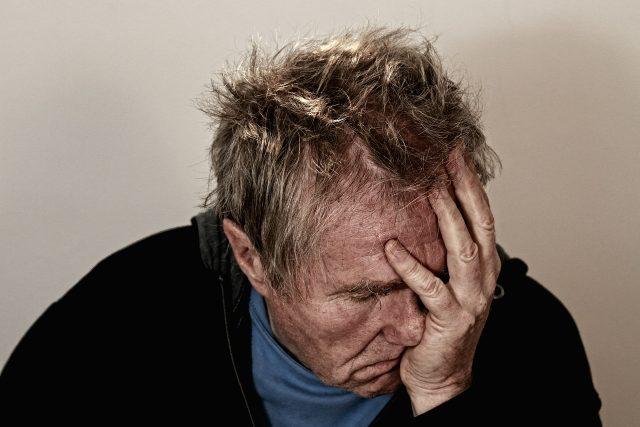 Bolest hlavy. Hluk na nás útočí (ilustrační foto)