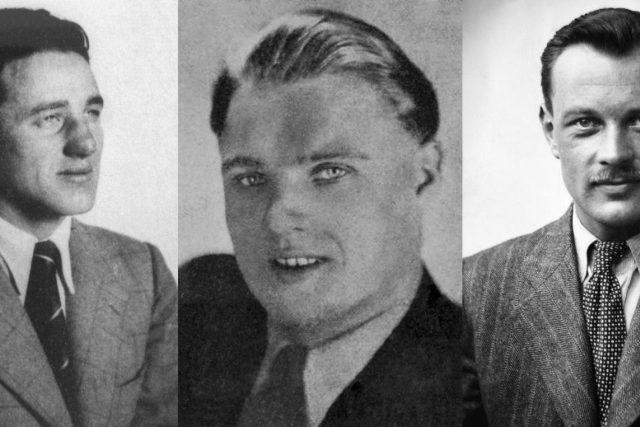 Silver A: Alfréd Bartoš, Josef Valčík, Jiří Potůček