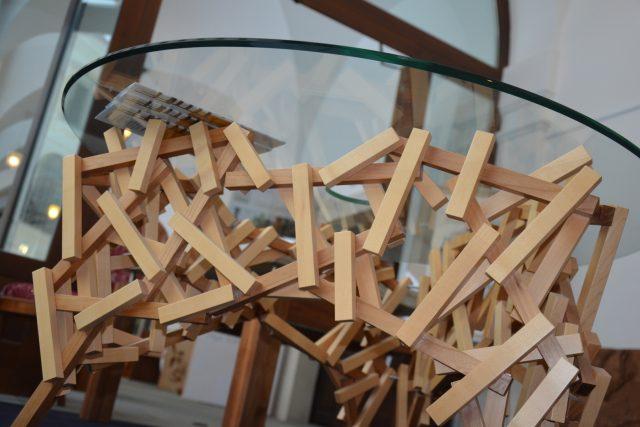 Výstava designového nábytku v Holešově