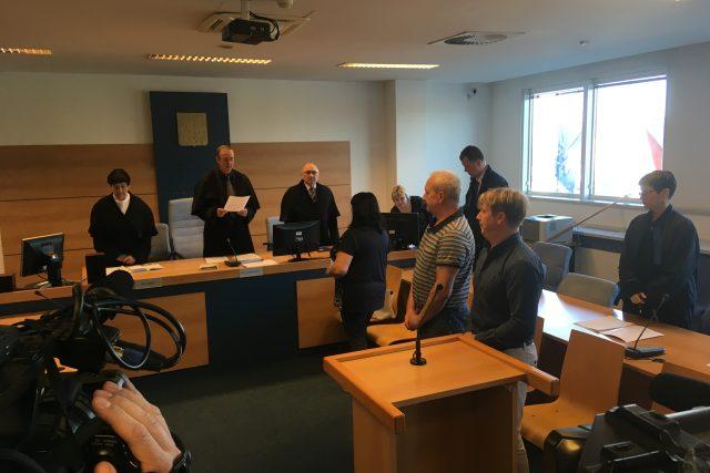 Soudní jednání ve Zlíně