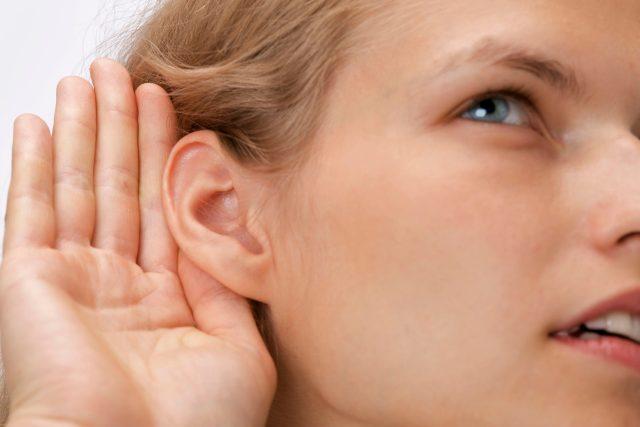 Sluch (ilustrační foto)