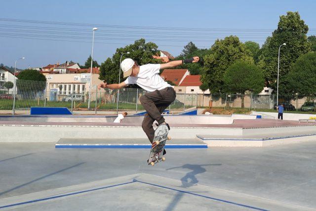 Skatepark Uherské Hradiště | foto: Michal Sladký,  Český rozhlas