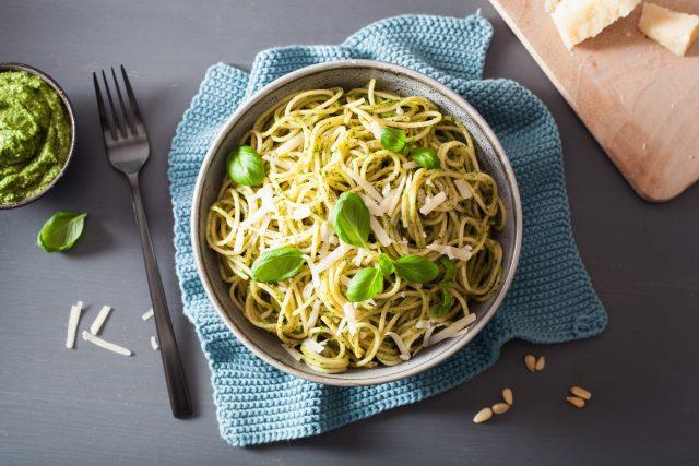 Špagety s pestem | foto: Profimedia