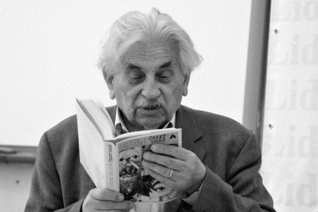 Ludvík Vaculík: Český snář | foto: Tomáš Vodňanský,  Český rozhlas,  Český rozhlas