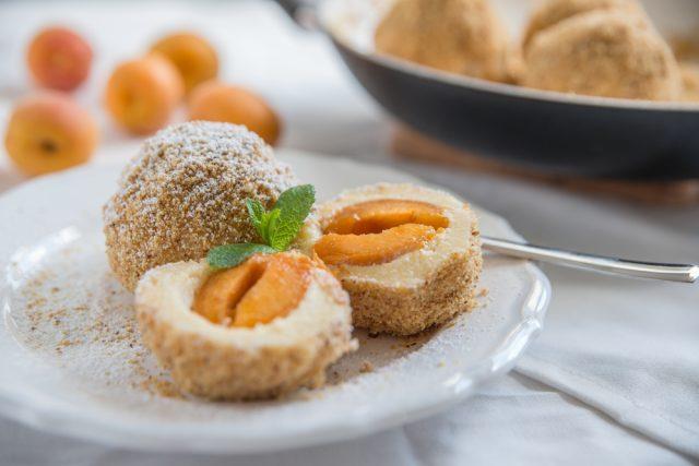 Meruňkové knedlíky | foto: Shutterstock