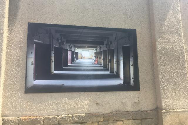 Fotografie na věznici v Uherském Hradišti