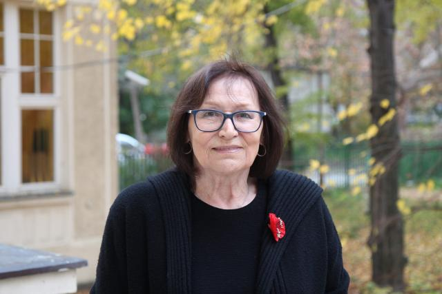 Marta Kubišová   foto: Jana Myslivečková,  Český rozhlas,  Český rozhlas