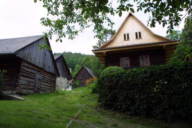 Obec Rusava