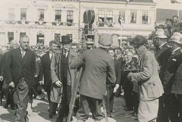 Tomáš Garriuge Masaryk ve Zlíně