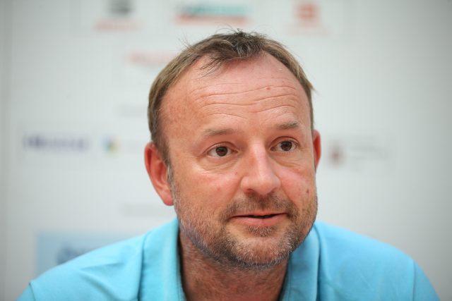 Tomáš Dvořák, atletika / tisková konference