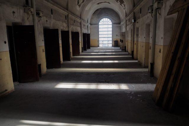 Budova bývalé věznice v Uherském Hradišti | foto: Michal Stránský,  Spolek Memoria – Iniciativa za důstojné využití věznice v Uherském Hradišti