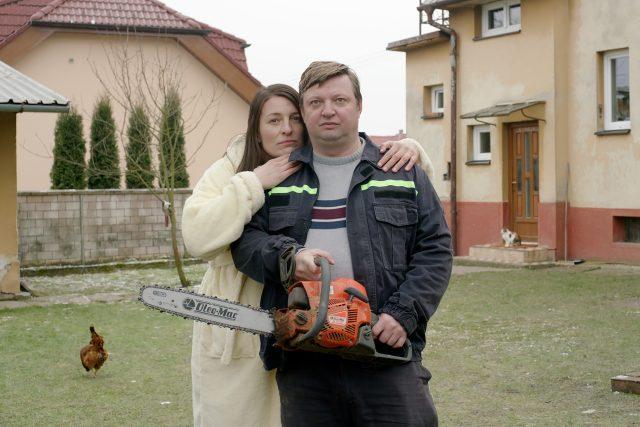 Kdyby radši hořelo - nová komedie,  fotografie z natáčení | foto: produkční filmu Eva Pavlíčková