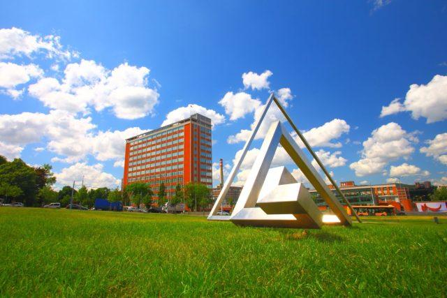21 mrakodrap Zlín,  sídlo Krajského úřadu Zlínského kraje | foto:  Jsf Abb - Josef Řezníček