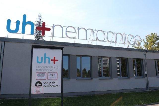 Nemocnice v Uherském Hradišti   foto: Veronika Žeravová,  Český rozhlas